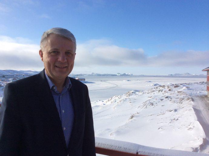 Dagfinn Høybråten, generalsekretær Nordisk Ministerråd