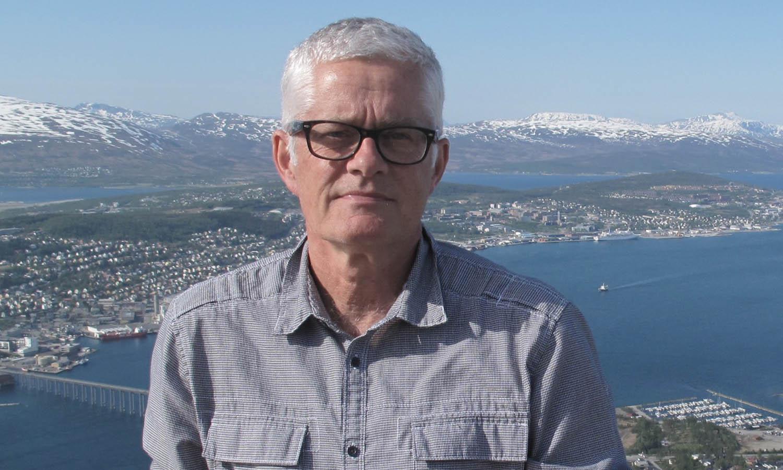 Anders Lange, NJC, Norden, nordiske journalister, Tromsø