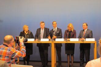 Nordisk Råd, Nordisk Ministerråd, Norden, EU, Norden i det digitale Europa,