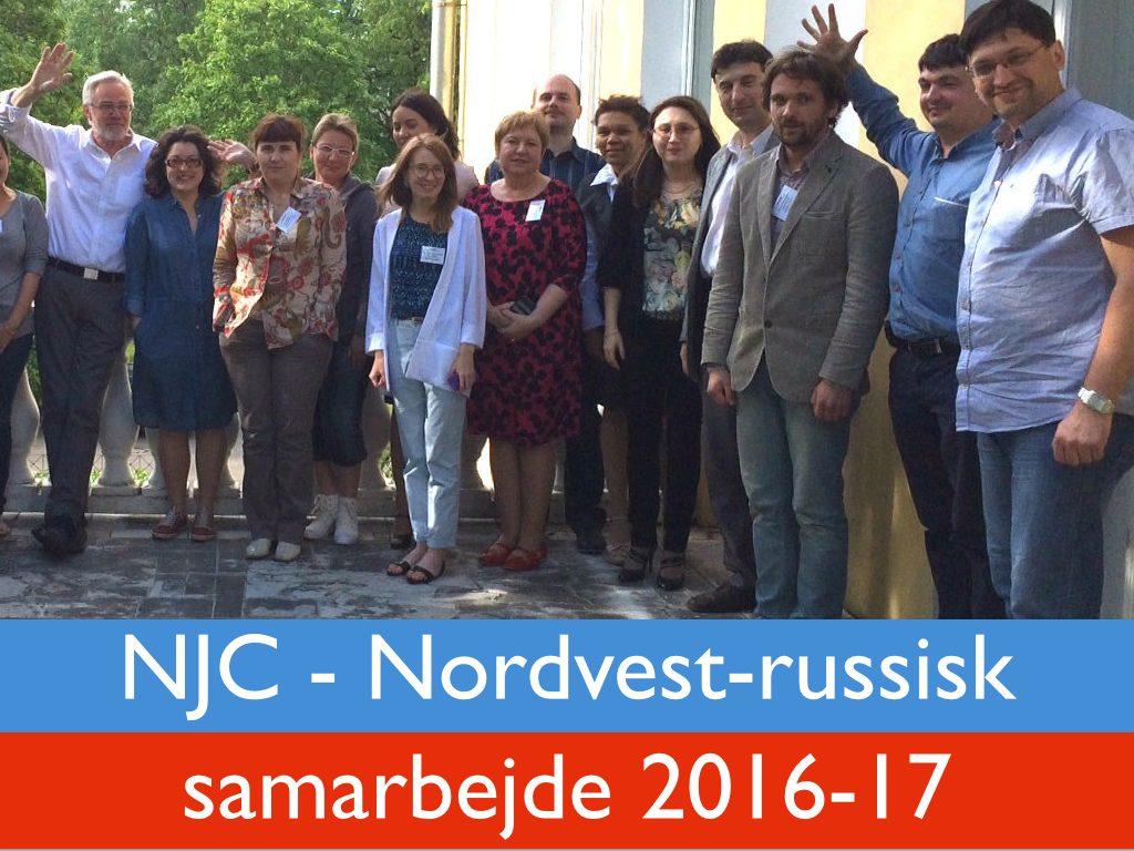 Ny kontrakt for NJC's russiske samarbejde i 2016-17
