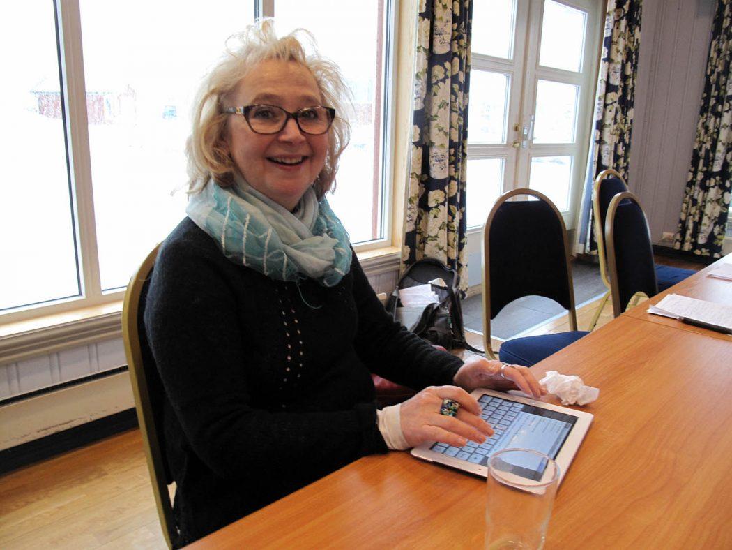 Jelena Larionova, NJC, Nordisk Råd, Norden.org, nordiske journalister, Rusland, ytringsfrihed