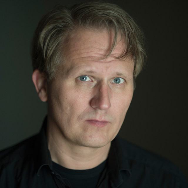 Mads Greve, associate professor in photojournalism at the Danish School of Media and Journalism (DMJX)