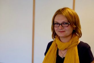 Alla Sumarokovo, participated in World Press Freedom Day in 2016