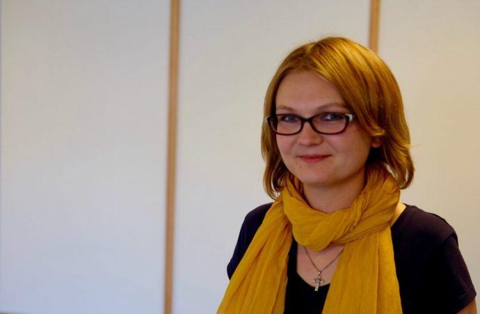 Alla Sumarokovo, participated in World Press Freedom Day in 2016