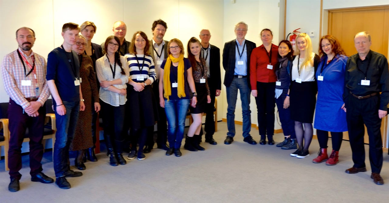 Russian journalists participated in World Press Freedom Day 2016 (invited by Nordic Journalist Center)