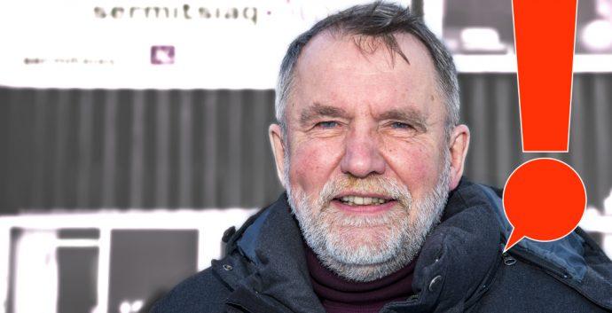 Alle i Grønland er afhængige af hinanden og alle kender hinanden, siger Poul Krarup - mangeårig mediechef i Grønland. Foto: Leiff Josefsen