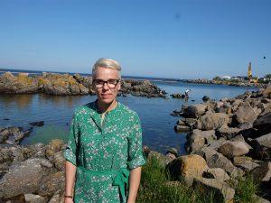 Liljan-weihe, Allinge på Bornholm - Folkemødet 2017