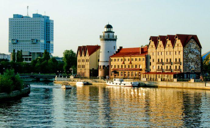 Kaliningrad. Foto: Valdis Pilskalns, licens CC BY 3.0, Wikimedia Commons-billede