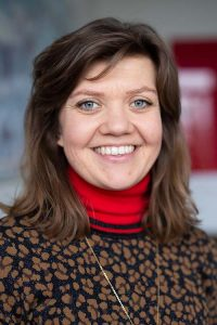 Elisabeth Bjarløv, international koordinator, Nordisk Journalistcenter