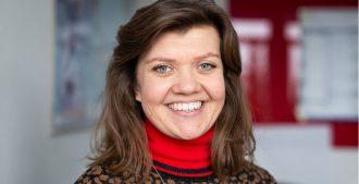 Elisabeth Bjarløv, international koordinator hos NJC