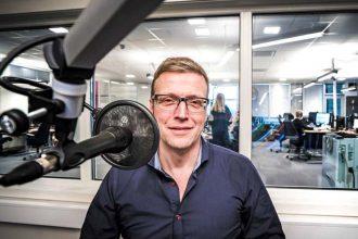 Norske Morten Ruud, 57 år, blev dræbt i en gyrokopterulykke lørdag 21. juli 2018. En værdsat samarbejdspartner i mange år. FOTO: Ksenia Novikova i NRK
