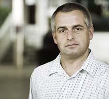 Asbjørn Slot Jørgensen, lektor og underviser ved DMJX - kursusleder på Aarhus 2017 og 2018