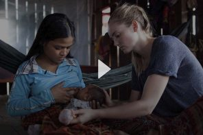 Serien Stuck, udviklet og produceret af Aftenposten, Norge i samarbejde med Plan International m.fl. Foto: Fra seriens første episode