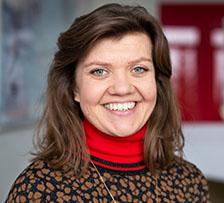Elisabeth Bjarløv, international koordinator NJC