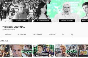 Yle Kioski JOURNAL, YouTube