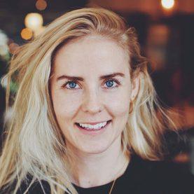 Christina Johansen, redaktør på DR Ultra