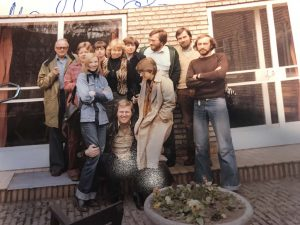 Fra Nordisk Journalistkursus 1979.