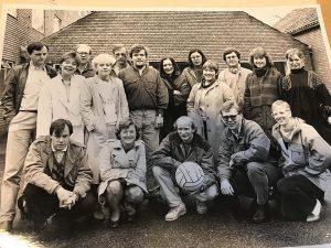 Nordisk Journalistkursus 1985.