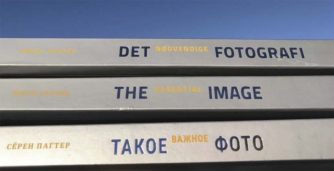 """Photojournalism - Søren Pagter's book """"The Essential Image"""""""