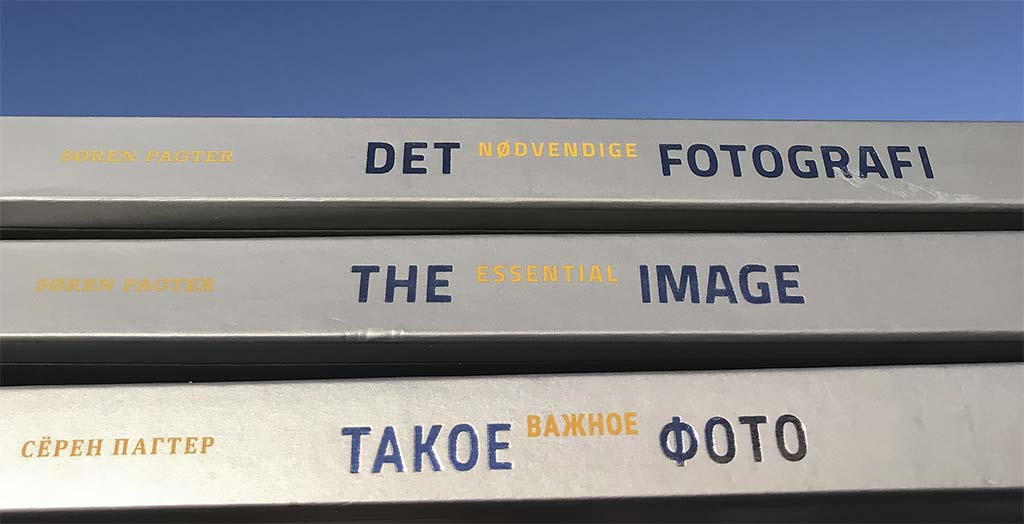 "Photojournalism - Søren Pagter's book ""The Essential Image"